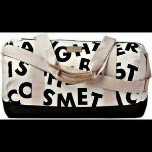 Benefit duffel bag